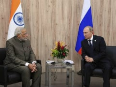 New Nuclear Plants, Military Cooperation High on Agenda: Putin Ahead of India Visit