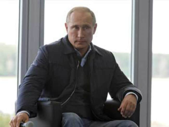 The Year Vladimir Putin Tore Up the Rule Book