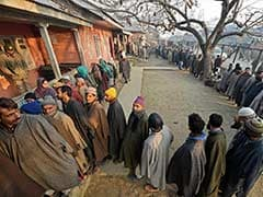 58 Per Cent Voter Turnout in 3rd Phase of Jammu and Kashmir Polls