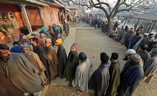 Polls in the Shadow of Terror: 58% People Vote in Jammu and Kashmir