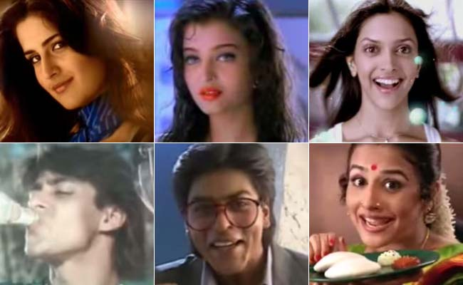 Remember These Ads Starring Your Favourite Celebs Before They Got Famous?