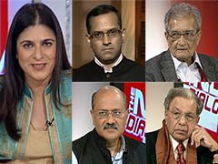 The NDTV Dialogues on Hopes and Challenges, 2015: Full Transcript