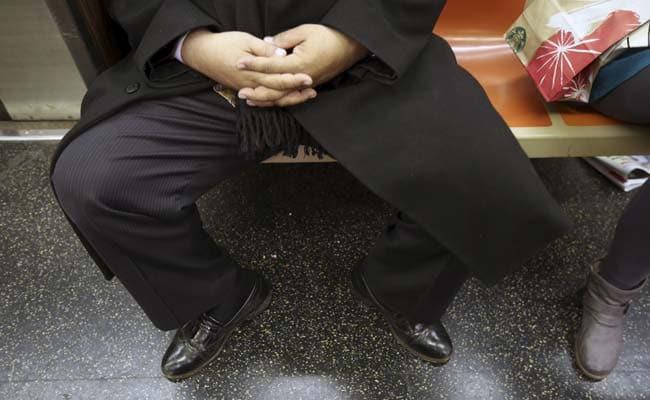 MTA Campaign: Dude, Close Your Legs