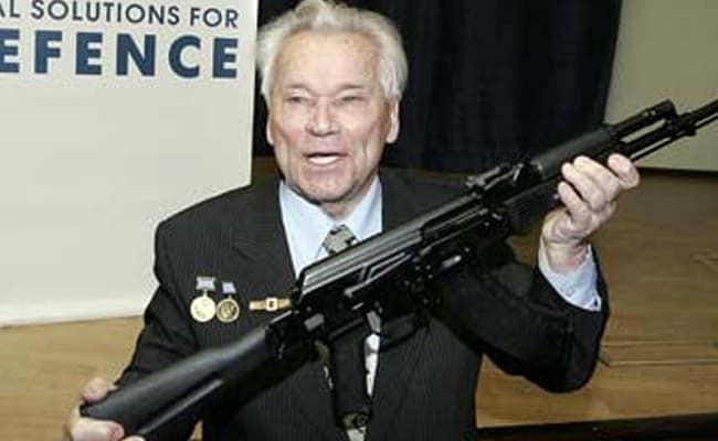 AK-47 Maker Kalashnikov Applies to Register AK-47 Trademark