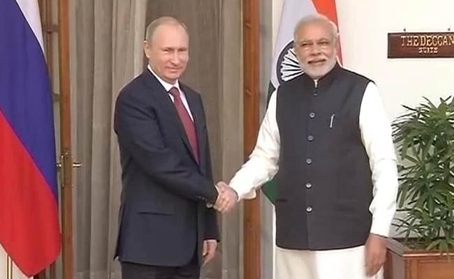 US Unhappy Over Putin's India Trip, But No Change in Obama's India Plans