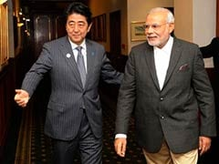 India To Sign Deal With Japan To Get Its First Bullet Train: Report
