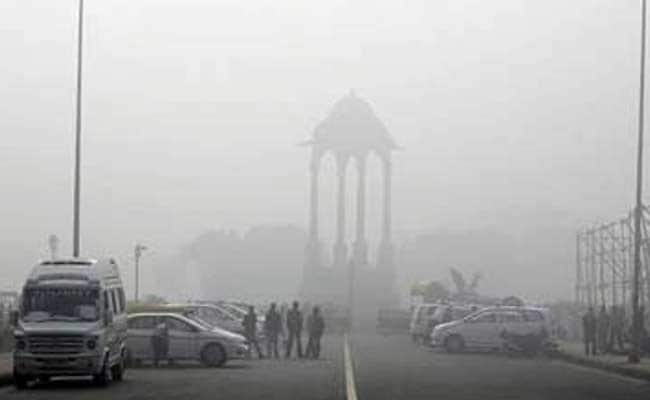 Air Pollution in Delhi Worst During Winter: Study