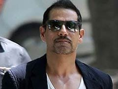 Hope Land Deal Probe Will 'Not Be Used for Political Vendetta', Says Robert Vadra