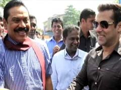 Lankan Star Urges Salman Khan to Stay Away From Country's Politics