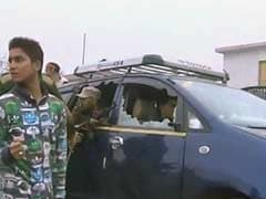In Jammu, Stones Hurled at BJP Leader Navjot Singh Sidhu's Convoy