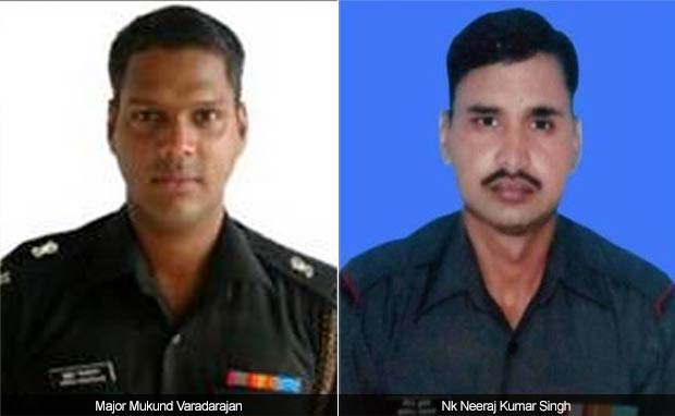 Ashok Chakra for Mukund Varadarajan, Neeraj Kumar Who Died Fighting Terrorists