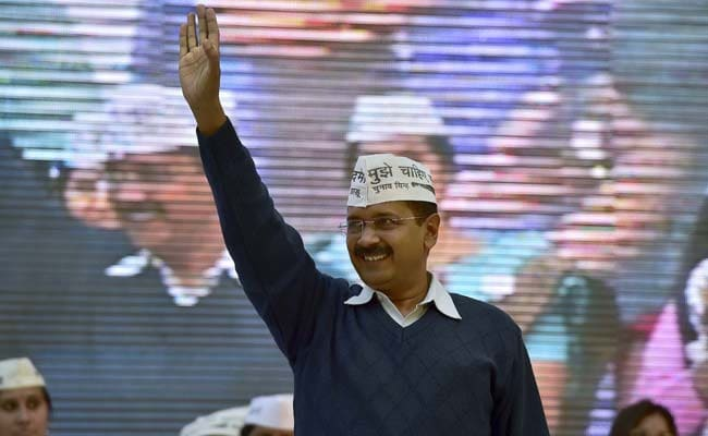 Delhi has 8 Lakh Fake Voters: Arvind Kejriwal