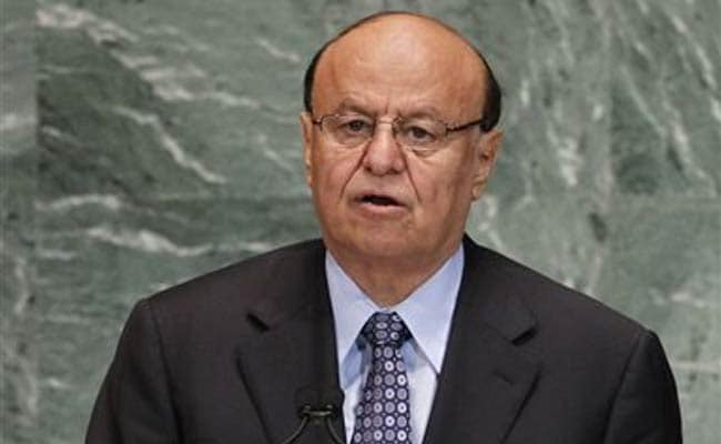 Exiled Yemen President Says Fighting Huthis to Stop 'Iran Expansion'