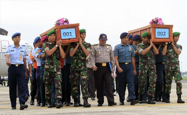 AirAsia Bodies Recovered, Some Still Belted Into Seats