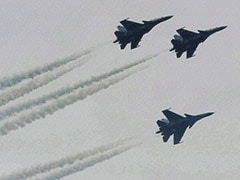 Air Force's 'Vertical Charlie' Leaves Crowd Spellbound at Republic Day Parade