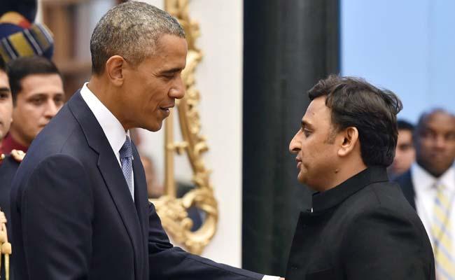 Barack Obama Visit to Benefit India: Uttar Pradesh Chief Minister Akhilesh Yadav