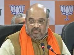 Amit Shah Defends Projecting Kiran Bedi As Delhi Chief Minister