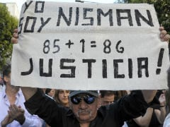 More Than 400,000 Rally in Buenos Aires Over Alberto Nisman Death