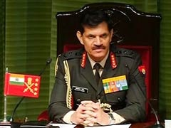 India Prepared for Swift, Short Wars in Future: Army Chief
