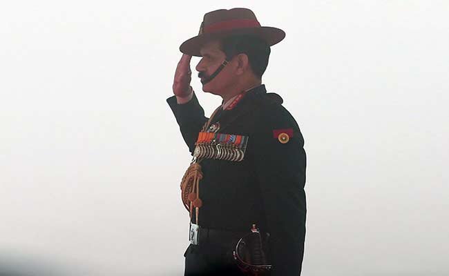 Peace in Kashmir Has to be Maintained: Army Chief Dalbir Singh Suhag