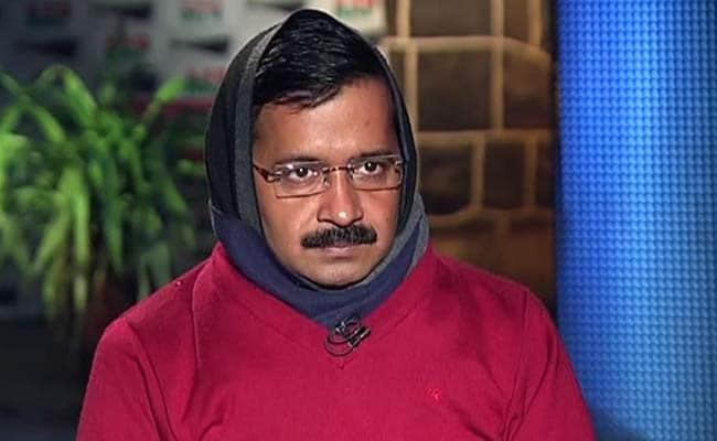 AAP Chief Arvind Kejriwal Steps Up Attack on Delhi BJP Chief Satish Upadhyay
