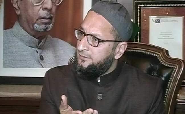 Every Indian is Born a Muslim, Says Politician Asaduddin Owaisi