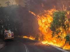 Australian Firefighters to Battle Bushfire in Heatwave