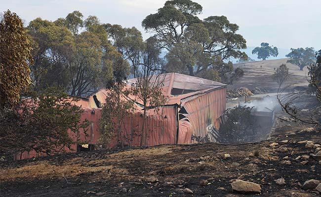 More Homes Destroyed as Australia Battles Major Bushfire