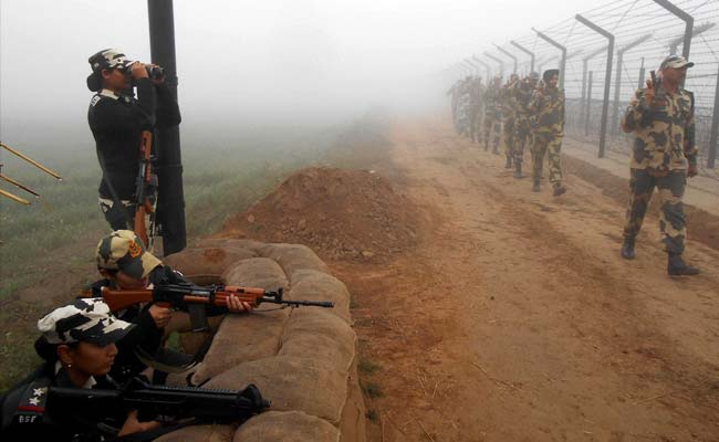 Pakistan Rangers Target BSF Posts in Jammu, Indian Forces Retaliate