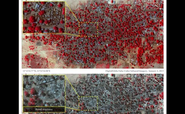John Kerry Accuses Boko Haram of 'Crime Against Humanity' as Massacre Images Emerge