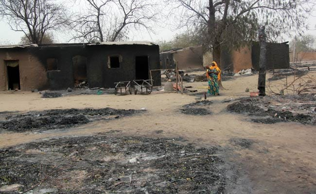 Escape From Boko Haram: 'I Kept Stepping On Dead Bodies'