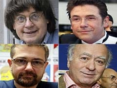 Cartoonists Draw for Assassinated Charlie Hebdo Colleagues