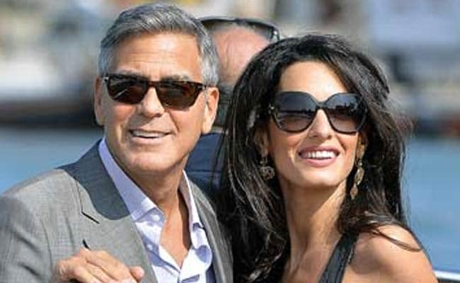 Amal Clooney 'Threatened with Arrest' in Egypt