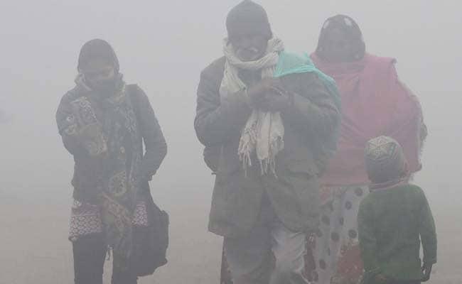 Icy Winds Bring Back Winter Chill to Uttar Pradesh