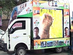 Sheila Dikshit Missing From Congress's Campaign Material for Delhi Assembly Polls