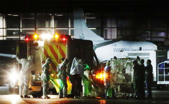 Italy Doctor With Ebola Has Recovered: Reports