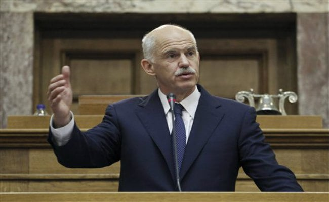 Ex-Greek Premier to Form New Party Ahead of Poll