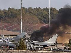 F-16 Crashes, 10 Killed During NATO Exercises in Spain