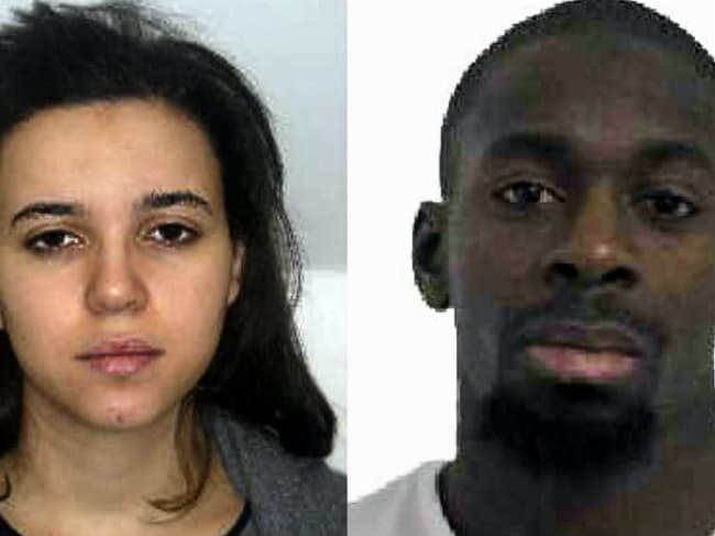 French Police Release Mugshots of Man and Woman Linked to Policewoman Killing