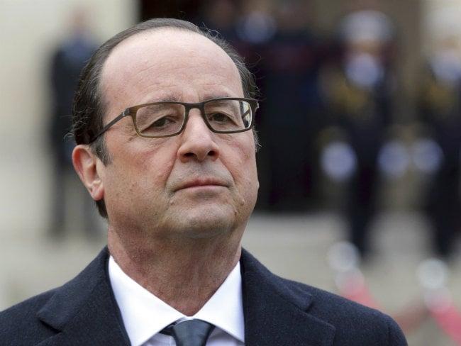 Sanctions on Russia Should End 'If Ukraine Progress': French President Francois Hollande