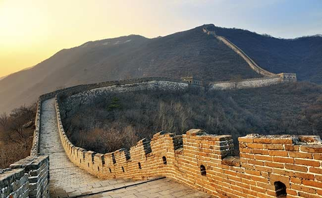 In China, Projects to Make Great Wall Feel Small