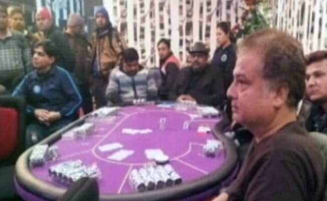 One Lakh to Play at Biggest Table at Busted Casino Near Delhi