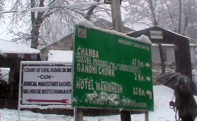 Shimla, Manali Freeze at Sub-Zero Temperatures