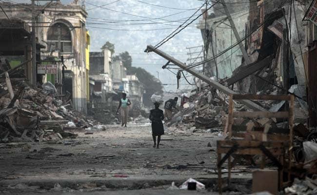 Mournful Gatherings Mark 5th Anniversary of Haiti Earthquake