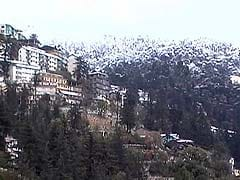 Lakes Freeze as Cold Wave Intensifies in Parts of Himachal Pradesh