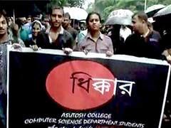 Fasting Jadavpur University Student Hospitalised