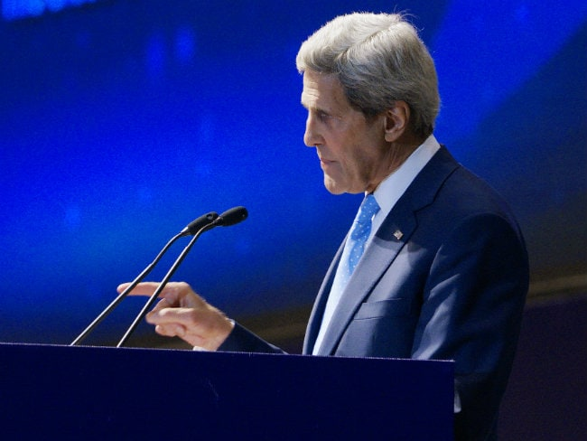Paris Attacks: 'No Act of Terror Will Stop March of Freedom', Says John Kerry