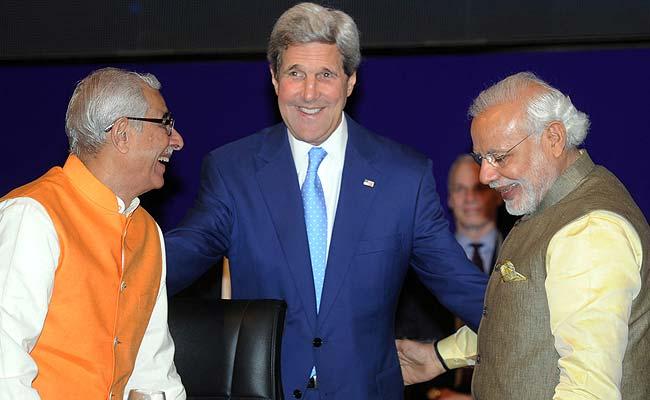 'I Was Very Taken by PM Modi's Campaign of 'Sabka Saath, Sabka Vikaas': US Secretary of State John Kerry