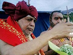 Kanchi Sankaracharya, 8 Others Acquitted In Temple Auditor Assault Case