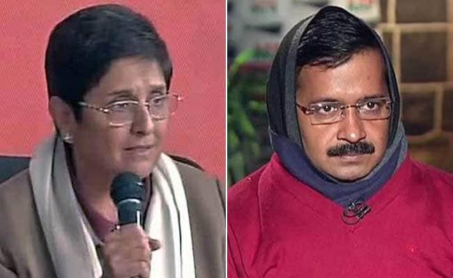 Always Wanted Kiran Bedi in Politics, Tweets AAP Chief Kejriwal